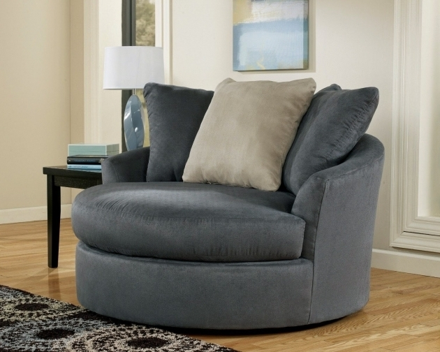 Home And Furnitures Round Swivel Cuddle Chair Pictures 16