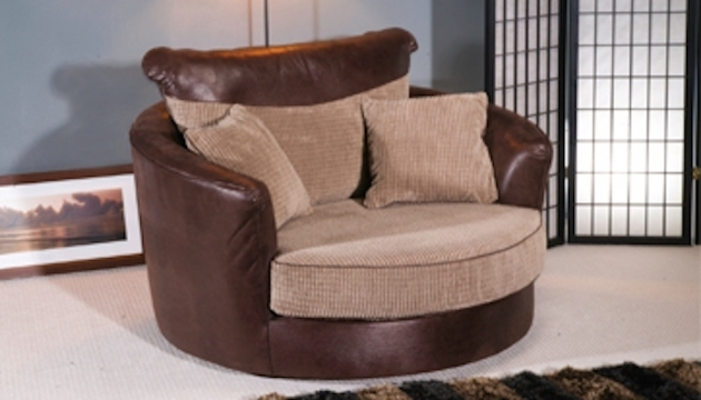 Slipcover Home Chair Designs Round Swivel Cuddle Chair Photo 96
