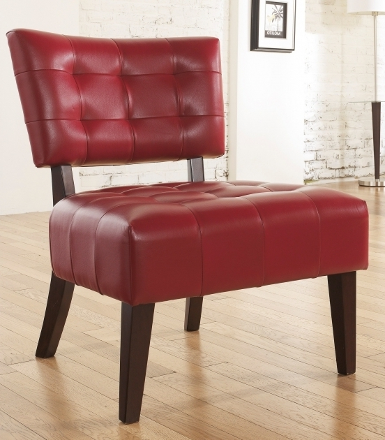 Ashley Furniture Matrix Scarlet Showood Accent Ashley Red Chairs Images 54