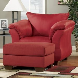 Ashley Red Chairs