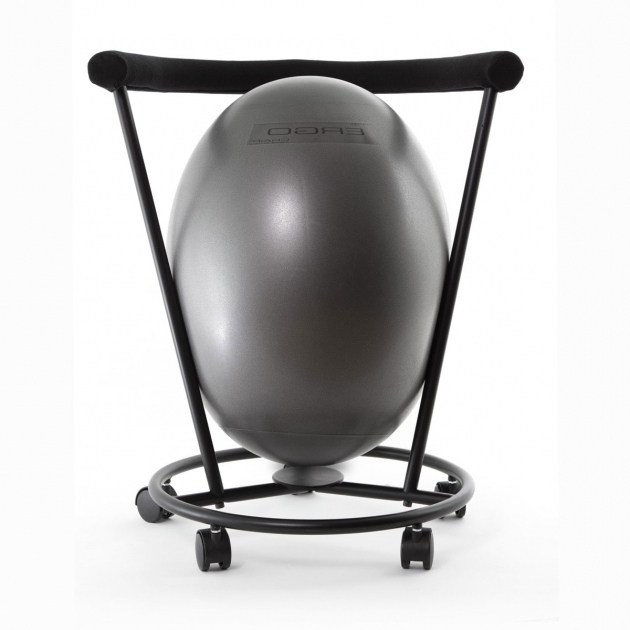 Ergonomic Exercise Ball Office Chair Photo 23