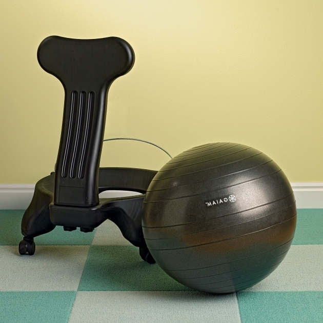 Office Gaiam Balance Ball Chair With Pump Exercise Ball Office Chair Images 32