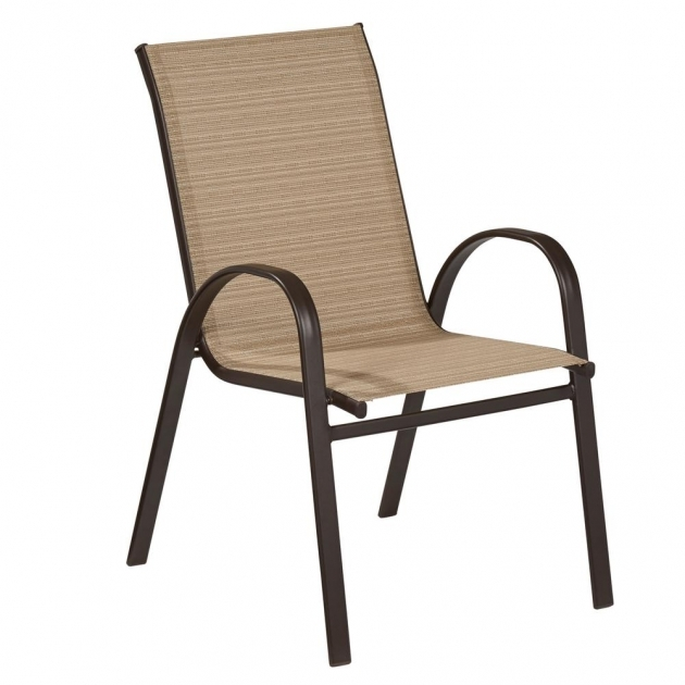 Amazing High Back Sling Patio Chairs Pictures