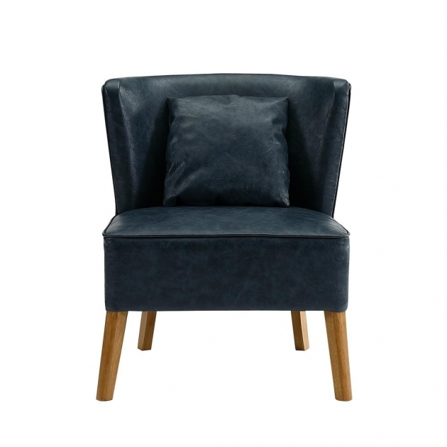 Amazing Navy And White Accent Chair Pics