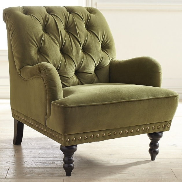 Amazing Olive Green Accent Chair Photos