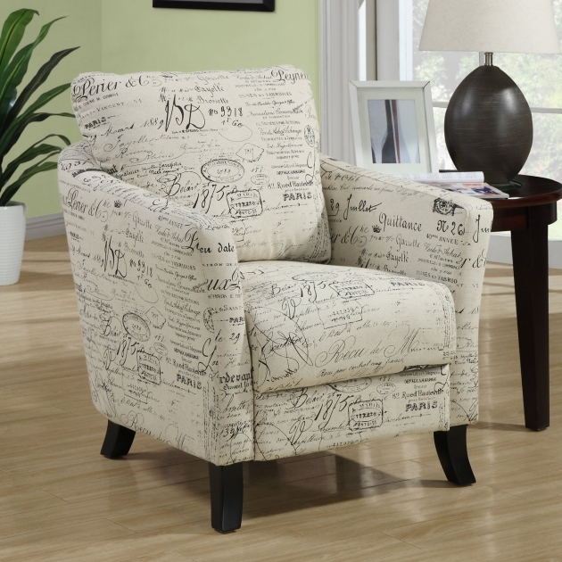 Amazing Printed Accent Chairs Photo