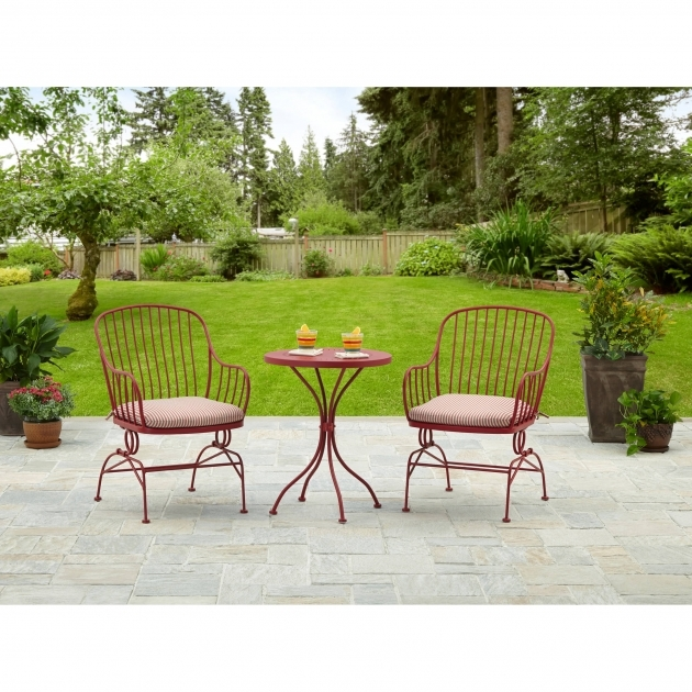 Amazing Walmart Patio Table And Chairs Pic