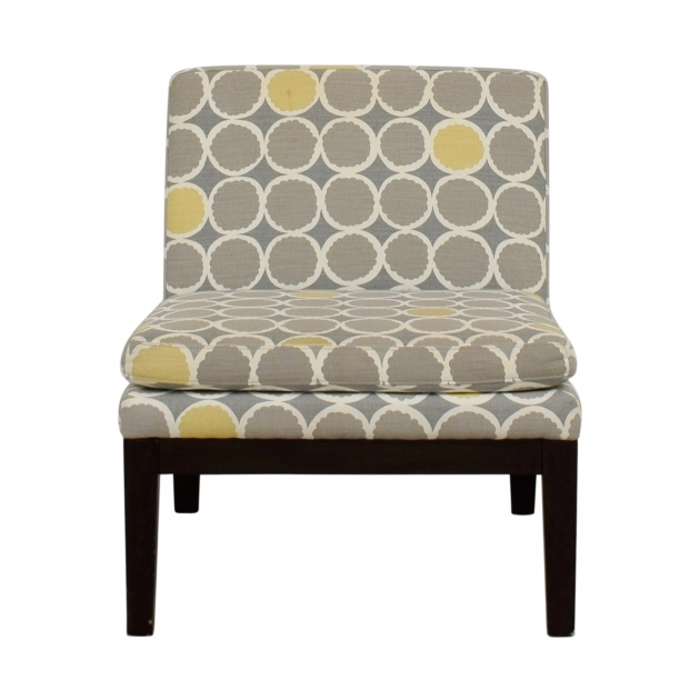 Amazing Yellow And White Accent Chairs Images