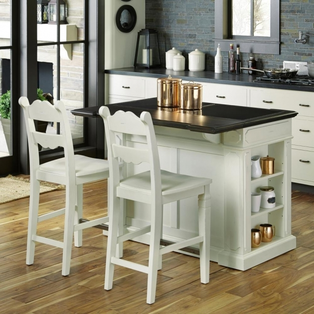 Astonishing Kitchen Islands With Chairs Photo