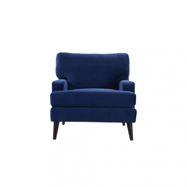 Astonishing Navy And White Accent Chair Ideas
