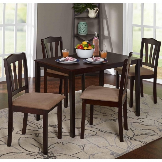 Astonishing Walmart Kitchen Table Chairs Picture