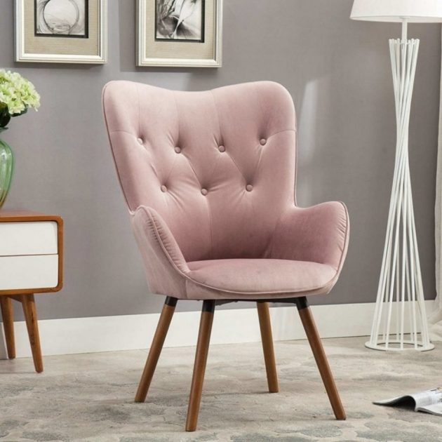 Attractive Fuschia Accent Chair Pics