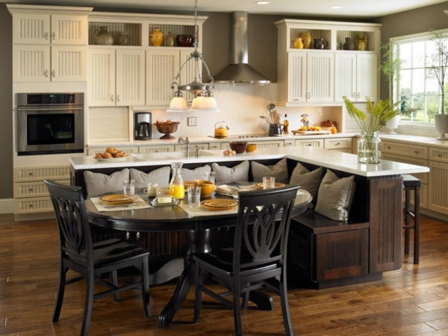 Attractive Kitchen Islands With Chairs Pictures