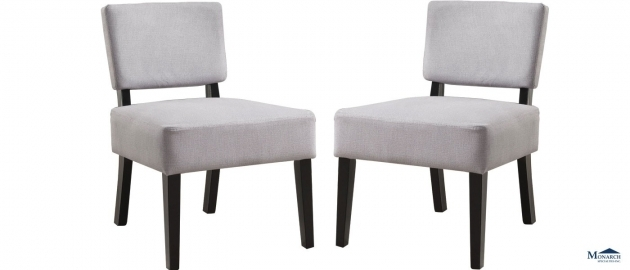 Attractive Light Grey Accent Chair Pictures