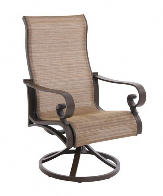 Attractive Swivel Patio Chairs Clearance Image