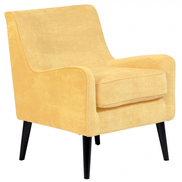 Attractive Wood Frame Accent Chairs Photos