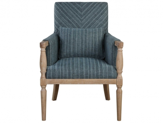 Awesome Aqua Accent Chair Picture
