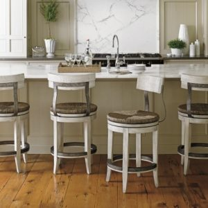 Kitchen Island Chairs With Backs