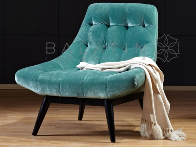 Awesome Mint Accent Chair Image