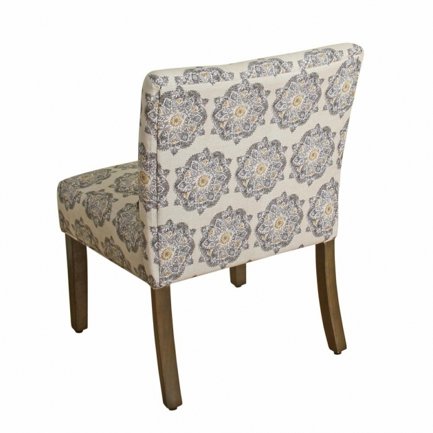Awesome Printed Accent Chairs Image