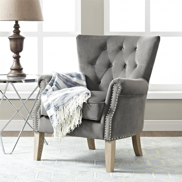Best Grey Accent Chair With Arms Ideas