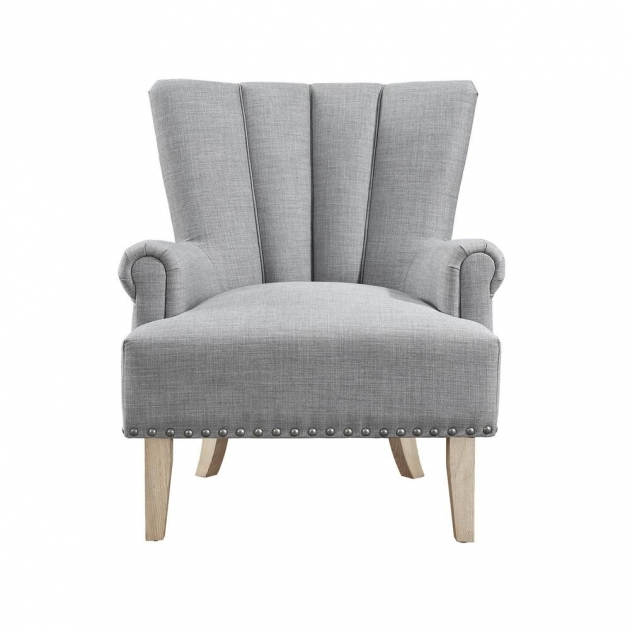 Best Grey Accent Chair With Arms Images