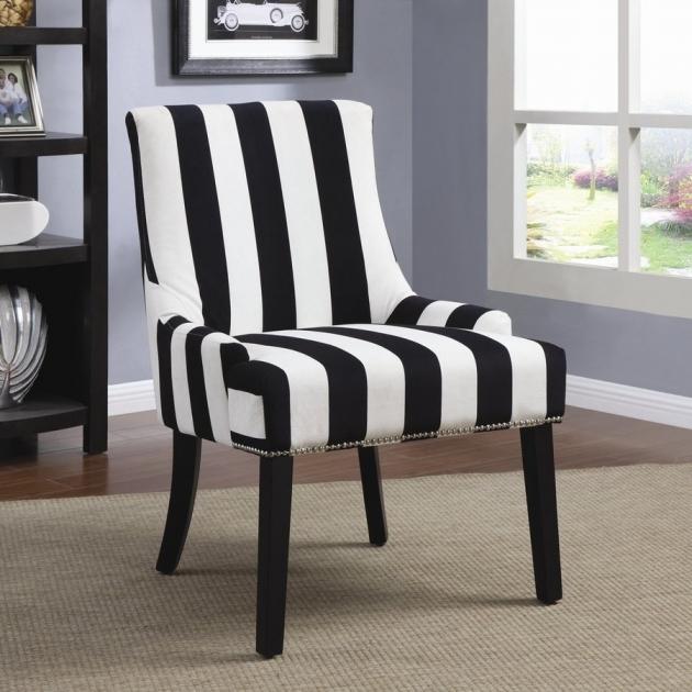 Classy Black Velvet Accent Chair Pictures