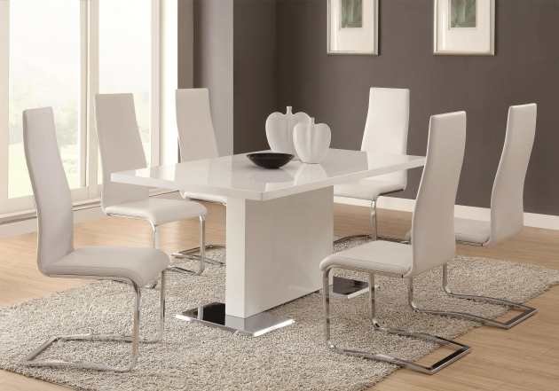 Classy Cheap White Kitchen Chairs Picture