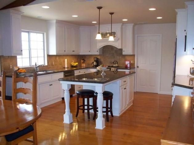 Classy Kitchen Islands With Chairs Pictures