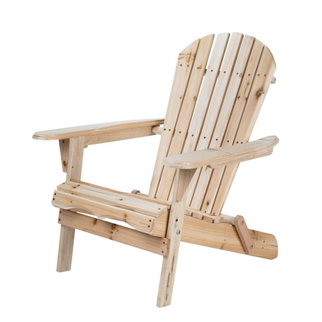 Classy Living Accents Folding Adirondack Chair Photo