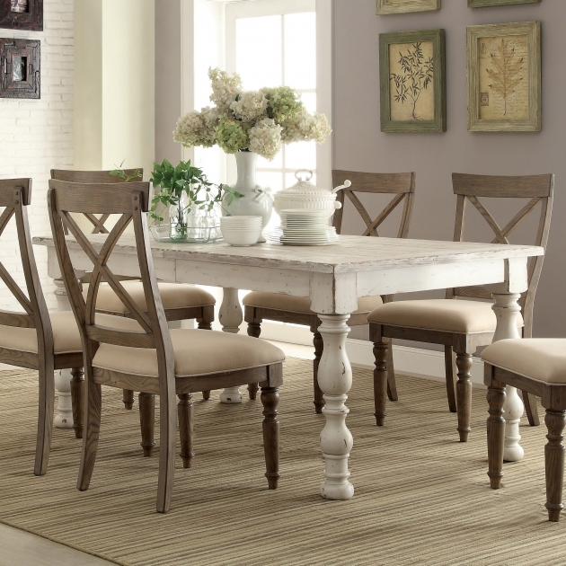 Classy Rectangle Kitchen Table And Chairs Images