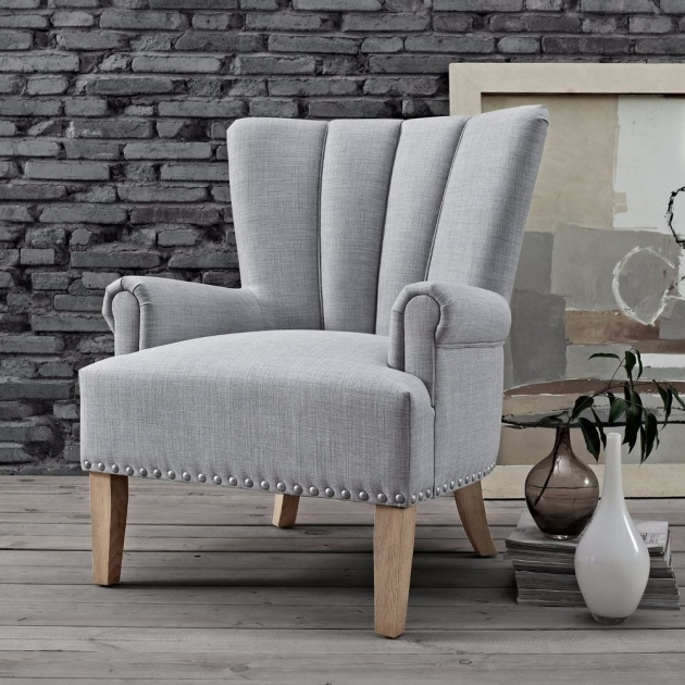 Contemporary Armed Accent Chairs Ideas