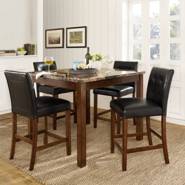 Contemporary Cheap Kitchen Table And Chair Sets Images