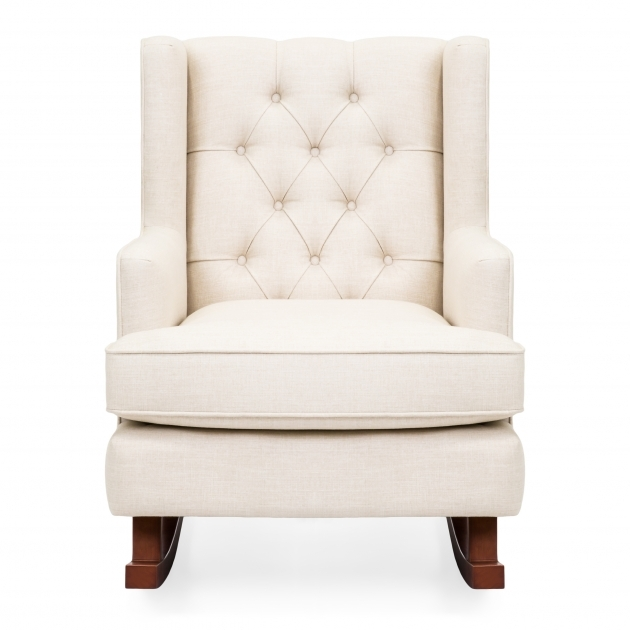 Elegant Rocking Accent Chairs Image