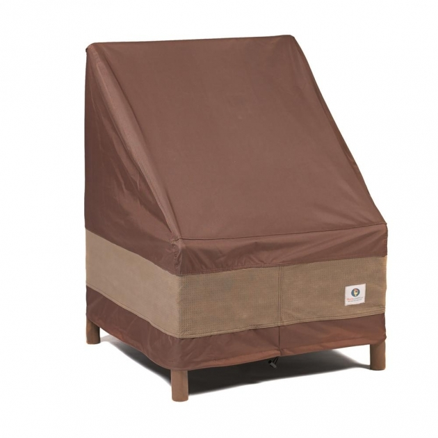 Elegant Stacking Patio Chair Covers Image