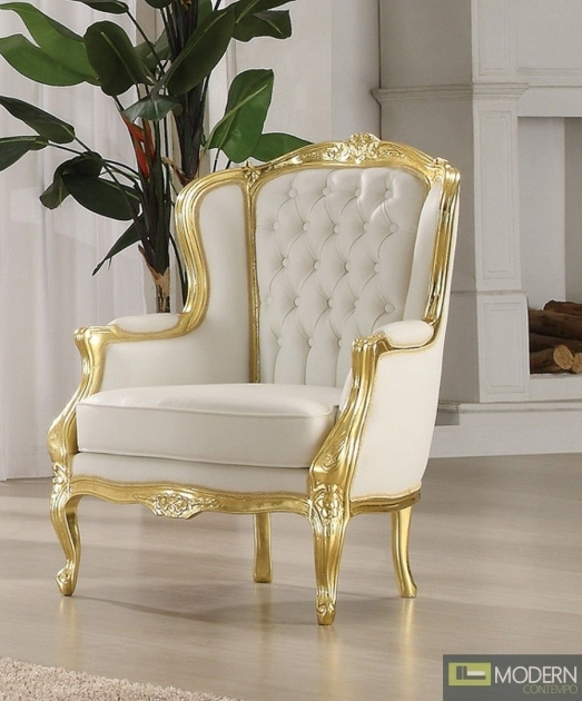 Elegant Victorian Accent Chair Ideas