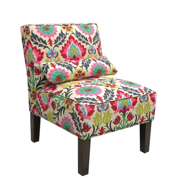 Fantastic Colorful Accent Chairs Photo