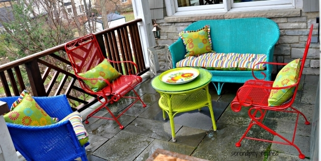 Fantastic Colorful Patio Chairs Pictures