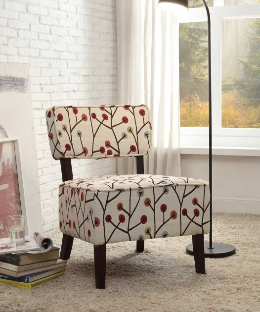 Fantastic Red And White Accent Chair Ideas