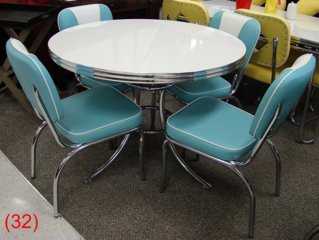 Fantastic Retro Kitchen Table And Chairs Canada Pic