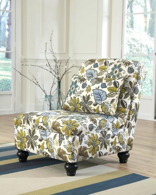 Fascinating Armless Accent Chair Slipcover Pics