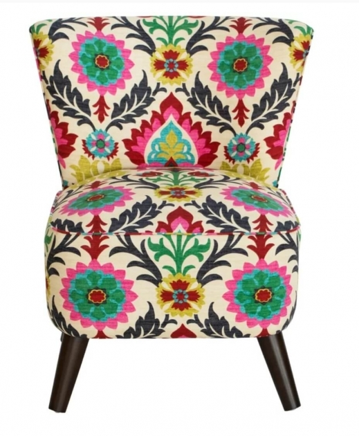 Fascinating Colorful Accent Chairs Images