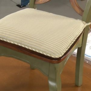 Kitchen Chair Pads With Ties