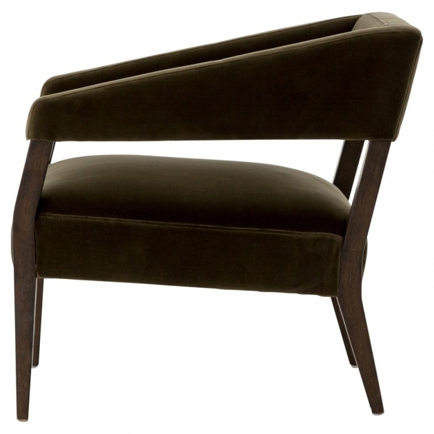Fascinating Olive Green Accent Chair Photo