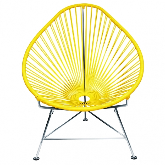 Fascinating Yellow Patio Chairs Ideas