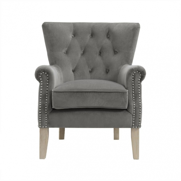 Fresh Grey Accent Chair With Arms Ideas