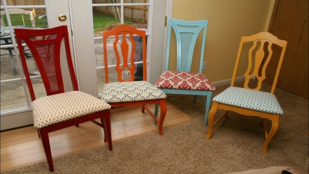 Fresh How To Reupholster Kitchen Chairs Picture