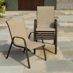 Slingback Patio Chairs