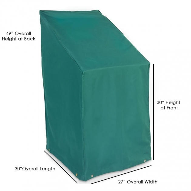 Glamorous Stacking Patio Chair Covers Picture
