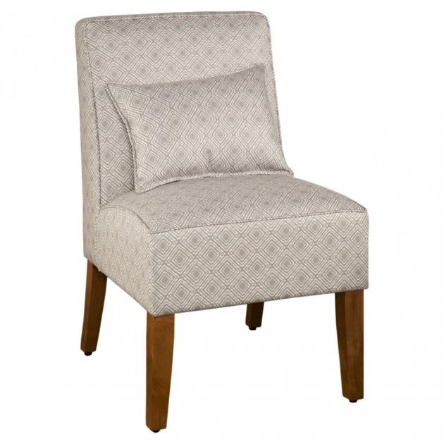 Good Wood Leg White Accent Chairs Photos